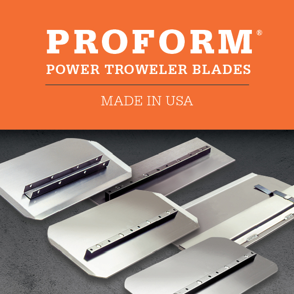 ProForm Power Troweler Blades
