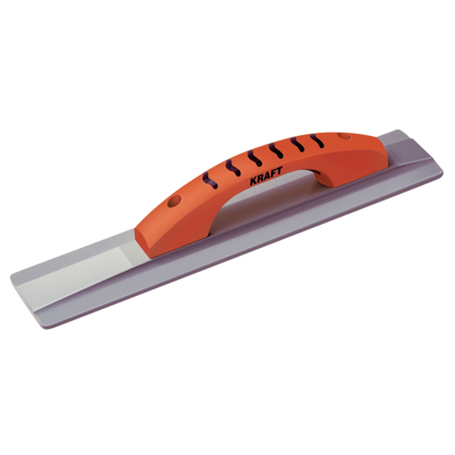 """Picture of 18"""" x 3-1/4"""" Square End Magnesium Hand Float with ProForm® Handle"""