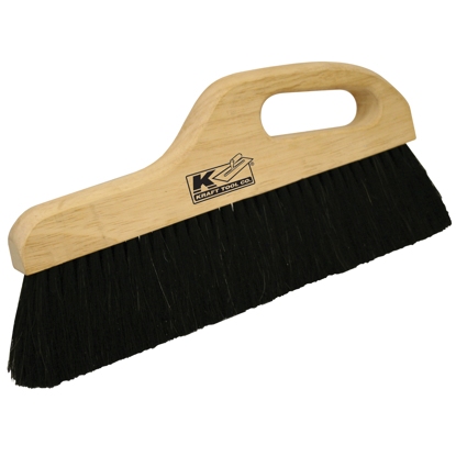 "Picture of 12"" Hand Concrete Finish Brush"