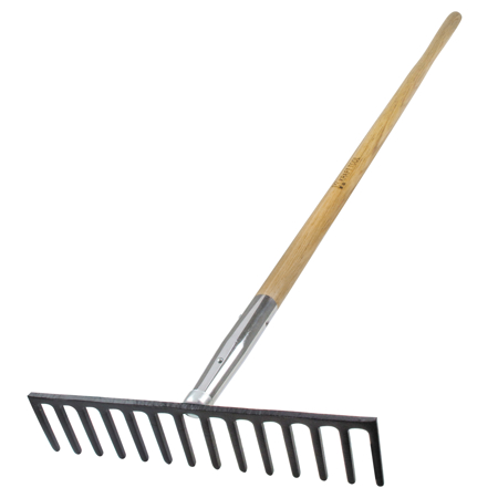 "Picture of 16"" Heavy-Duty Road Rake"