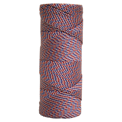 "Picture of ""Patriot"" Braided Nylon Mason's Line - 500' Tube"