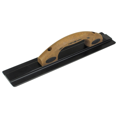 "Picture of 16"" x 3-1/4"" Elite Series Five Star™ Square End Magnesium Float with Cork Handle"