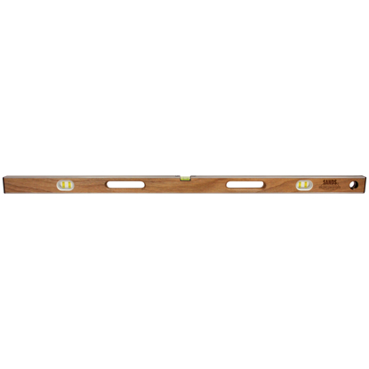 "Picture of 48"" Professional Top Reading Mahogany I-Beam Level (5 Vials)"