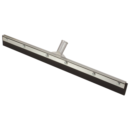 "Picture of 18"" Squeegee Head with Threaded Handle Bracket"