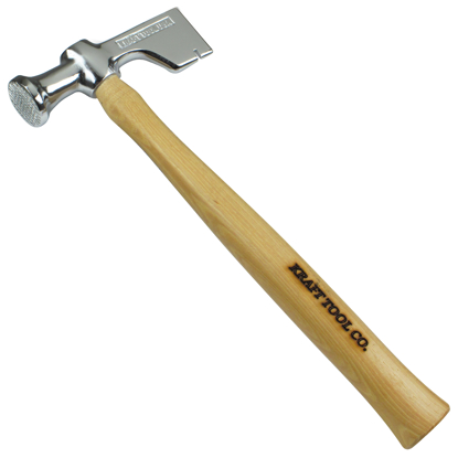 "Picture of 13 oz Checkered Face Lightweight Hammer with 16"" Handle"