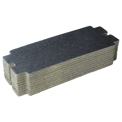 Picture of 120 Grit Diecut Sandpaper (100 pack)
