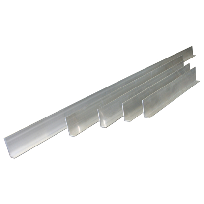 Picture of 5-Piece L-Shaped Aluminum Screed Set (1-1/2', 2', 3', 4', 6')