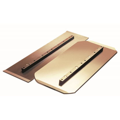 "Picture of 6"" x 14"" ProForm® Heavy-Duty Gold Finish Blade"