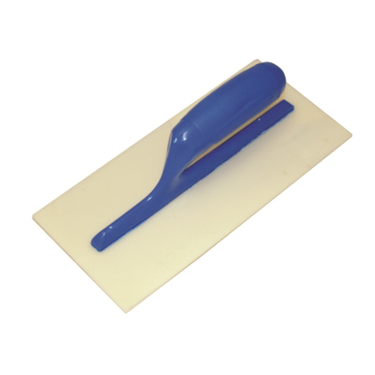 "Picture of 11"" x  5"" Plastic EIFS Trowel with Plastic Handle"