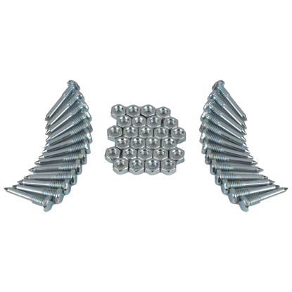 "Picture of Replacement 1-1/2"" Spikes (26 in package) for Gunite Shoes (HC178)"