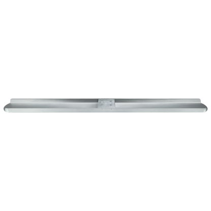 "Picture of 120"" Dual Edge Channel Float with Knucklehead® II Bracket, Handle, & Braces"