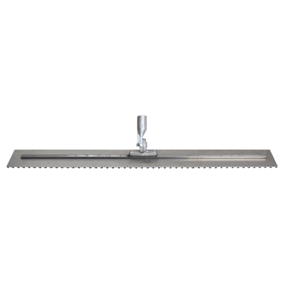 "Picture of 24"" x 5"" Multi-Trac Fresno 1"" Spacing with Threaded Bracket"