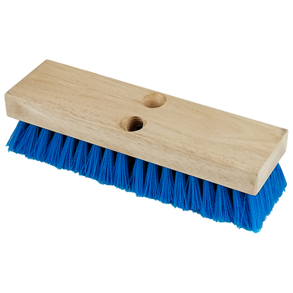 "Picture of 10"" x 3"" Deck Brush"